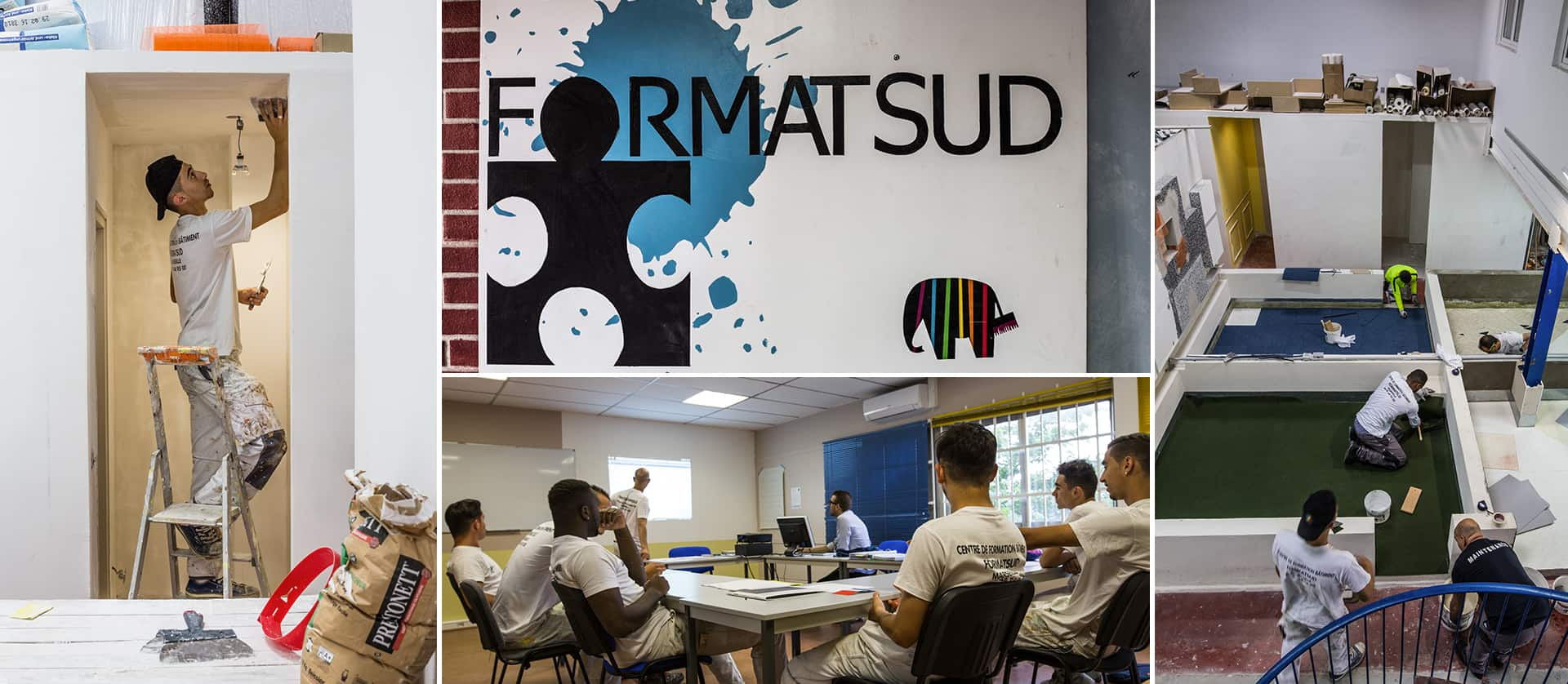 formation peintre decorateur finest modele de cv peintre