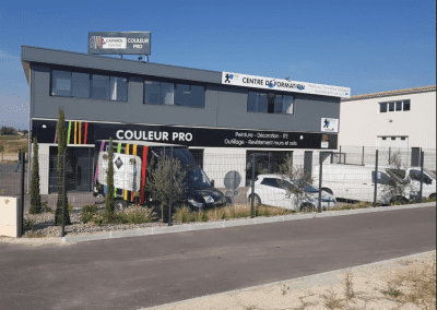 Notre centre de formation à Aix en provence