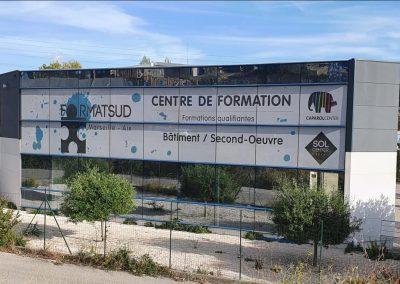 Notre centre de formation à Marseille